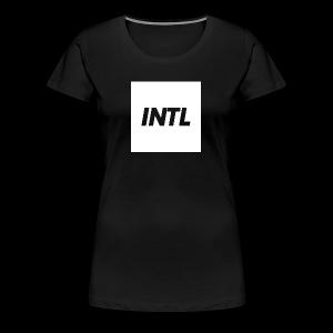 ASSCLAPPERS INTL. 1 - Women's Premium T-Shirt