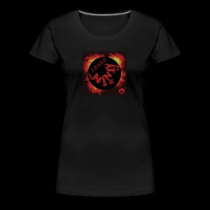 Ninja 2.0 Album Cover - Women's Premium T-Shirt