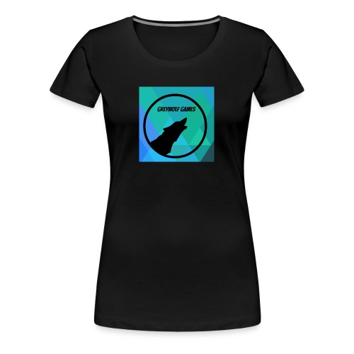 Logo TO Merch - Women's Premium T-Shirt