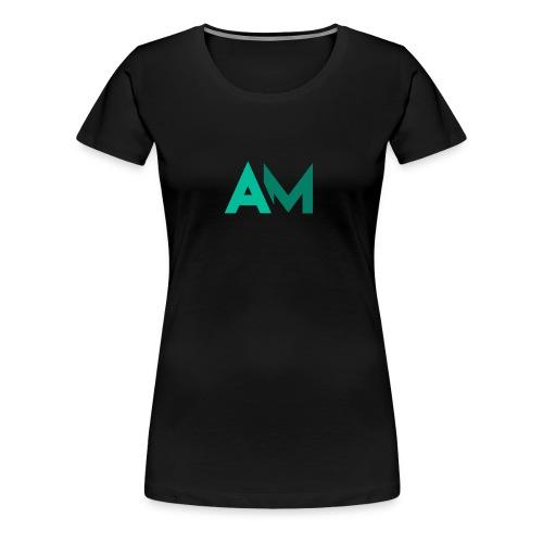 André Mergulhão Logo - Women's Premium T-Shirt