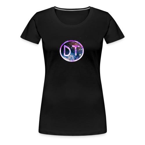 DanTCU's Logo - Women's Premium T-Shirt