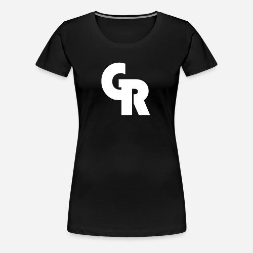 Official Gav Rod Logo - Women's Premium T-Shirt