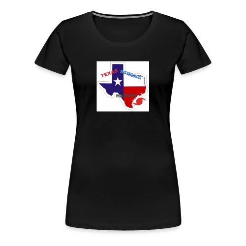 Hurricane Harvey Help - Women's Premium T-Shirt