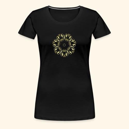 Celtic Motif 2 - Women's Premium T-Shirt