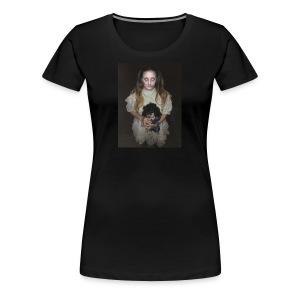 The Follower - Women's Premium T-Shirt