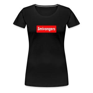 SMIVANGERS OFFICIAL SHIRT - Women's Premium T-Shirt