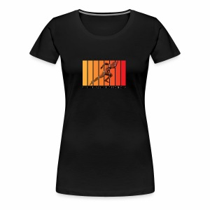 Athlete - Fire - Women's Premium T-Shirt