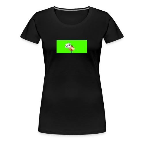 turnt up - Women's Premium T-Shirt