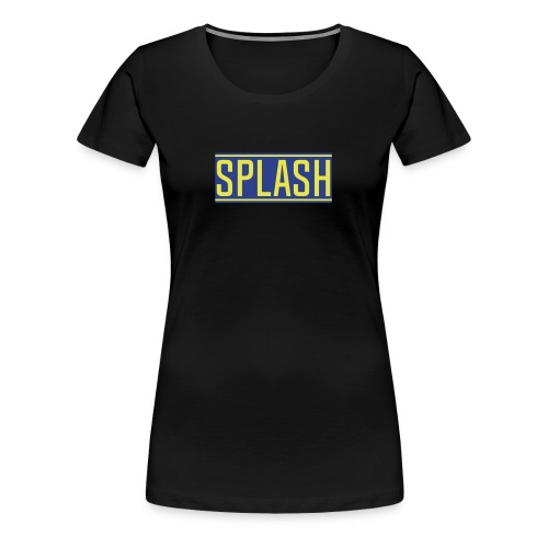 Golden State Warriors - Women's Premium T-Shirt