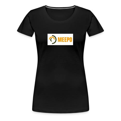 Meepo Board Black Tshirt - Women's Premium T-Shirt