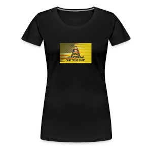 Gadsen/American Pride - Women's Premium T-Shirt