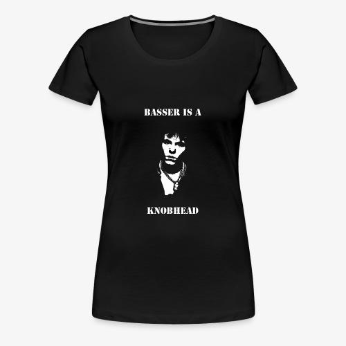 Basser Design - Women's Premium T-Shirt