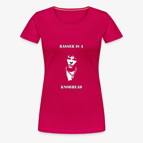 Basser Design - Women's Premium T-Shirt