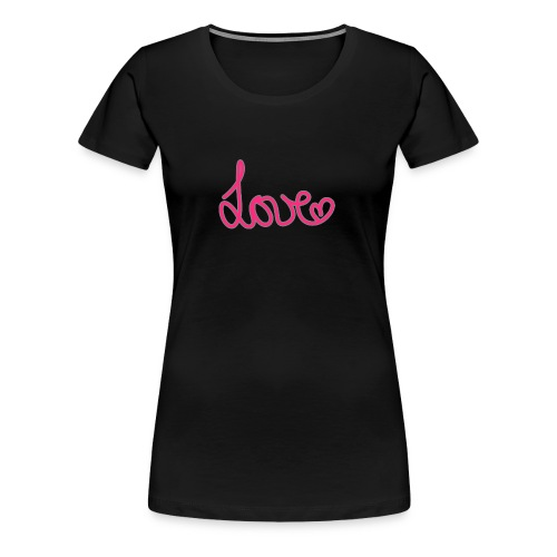 LOVE Susi - Women's Premium T-Shirt