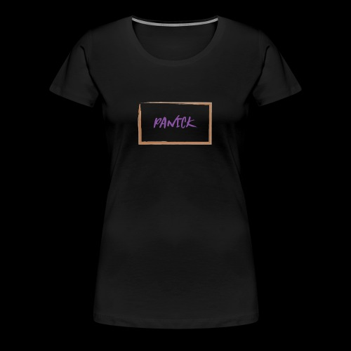 Frame Panick - Women's Premium T-Shirt