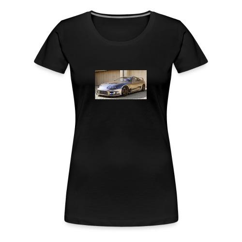 Toyota Supra Eric Fox - Women's Premium T-Shirt