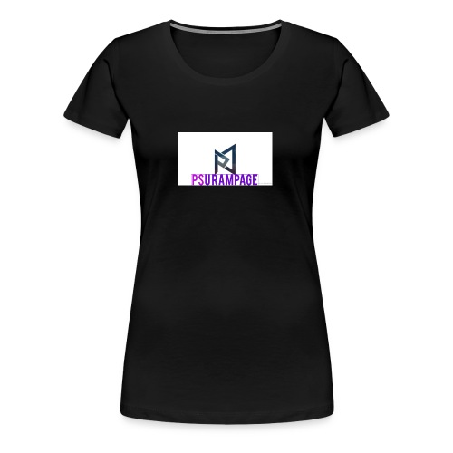 PAU RAMPAGE - Women's Premium T-Shirt