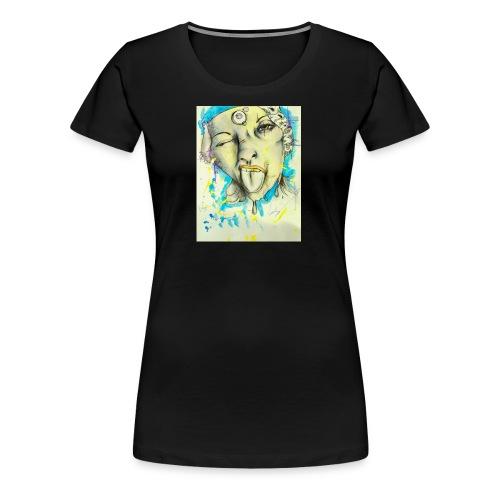 lisa pisa - Women's Premium T-Shirt