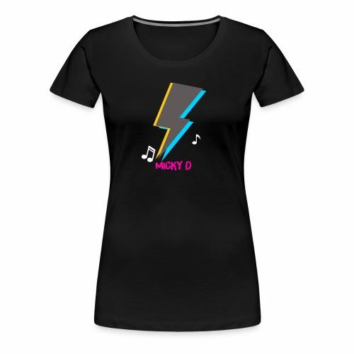 SIGNO DE ALBUM ERA NUEVA - Women's Premium T-Shirt