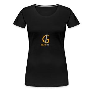 GoldenInkClothing - Women's Premium T-Shirt