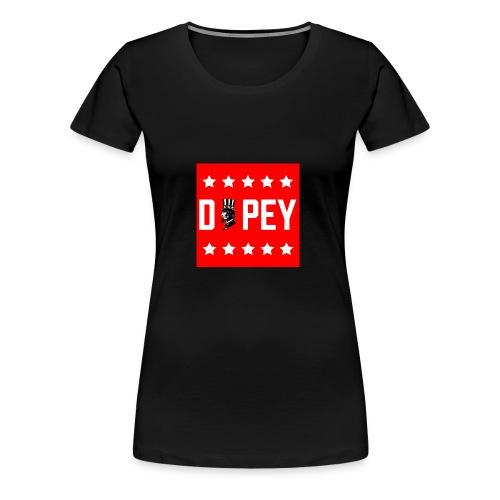 Murica Dopey - Women's Premium T-Shirt