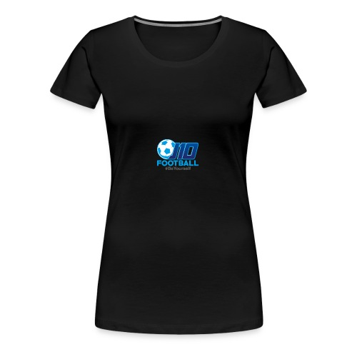 J10football merchandise - Women's Premium T-Shirt