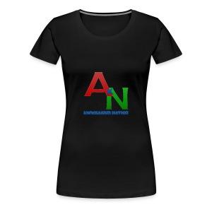 Awwsassin Nation - Women's Premium T-Shirt