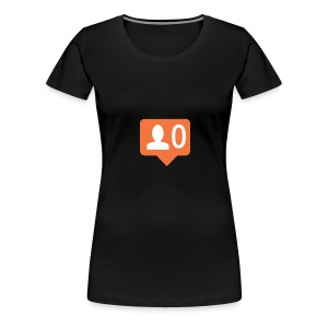 No Followers - Women's Premium T-Shirt