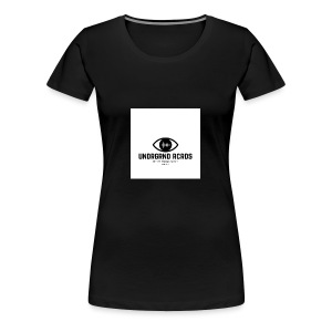 underground establishment - Women's Premium T-Shirt