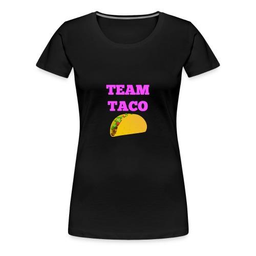 TEAMTACO - Women's Premium T-Shirt