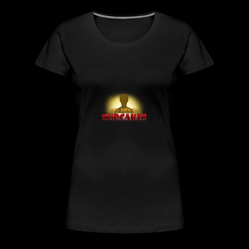 Real Men Eat Cupcakes - Women's Premium T-Shirt