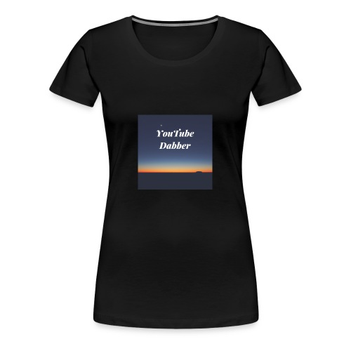 YouTube Dabber - Women's Premium T-Shirt