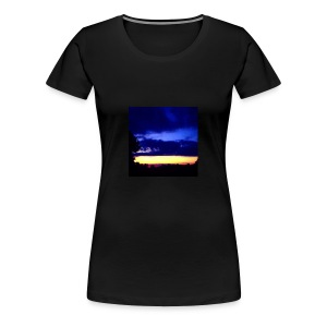Sunset beauty - Women's Premium T-Shirt