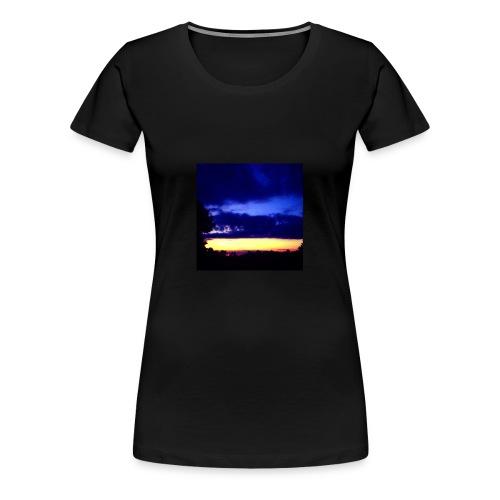 Sunset beauty - Women's Premium T-Shirt