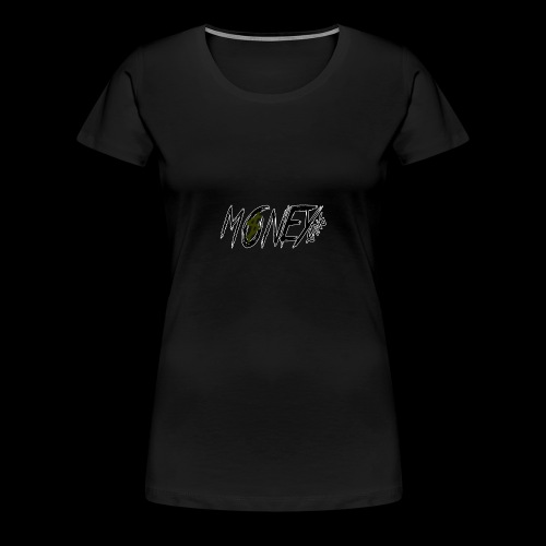 Money Gang MG - Women's Premium T-Shirt
