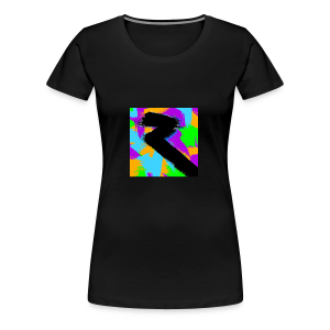 rbz paint.exe - Women's Premium T-Shirt