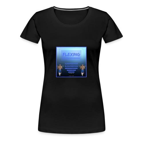 Album FLEXING Summer Merch - Women's Premium T-Shirt