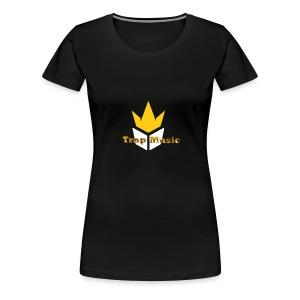 Sweater Black Trap Music TV - Women's Premium T-Shirt