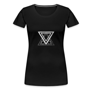 ABNF Badge Logo - Women's Premium T-Shirt
