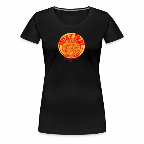 hanuman - Women's Premium T-Shirt