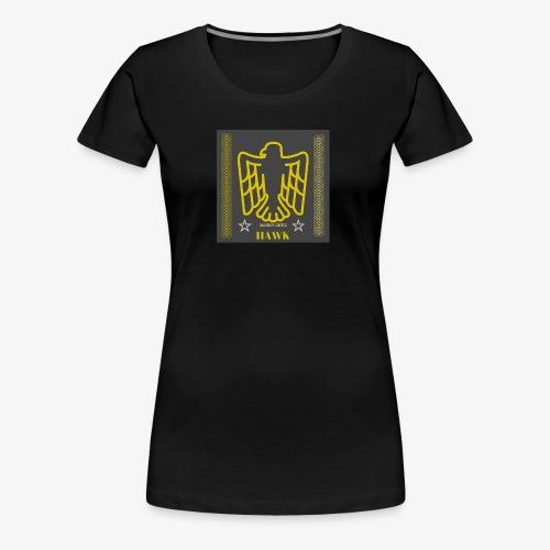 HAWK - Women's Premium T-Shirt