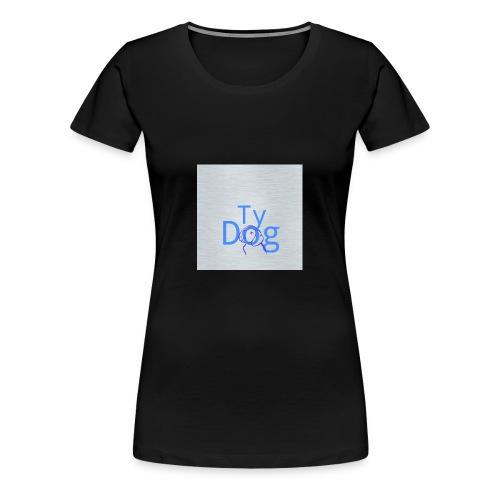 Tydog design - Women's Premium T-Shirt