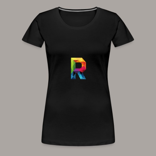 Official RedWood Water Bottle - Women's Premium T-Shirt