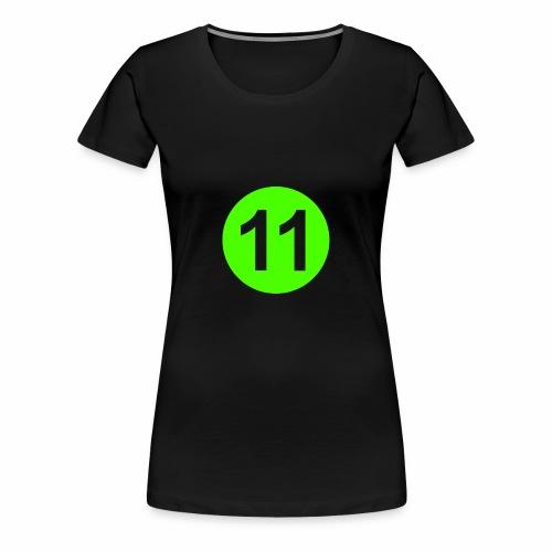 Red 11 Crew - Women's Premium T-Shirt