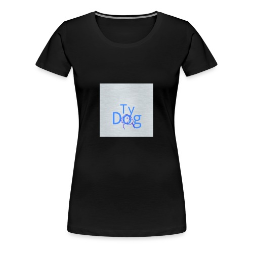 Tydog design - Women's Premium T-Shirt