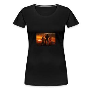 Wakanda Forever - Women's Premium T-Shirt