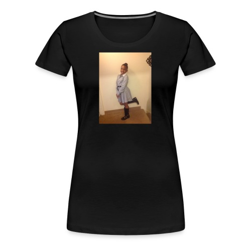 cool for evryoney - Women's Premium T-Shirt