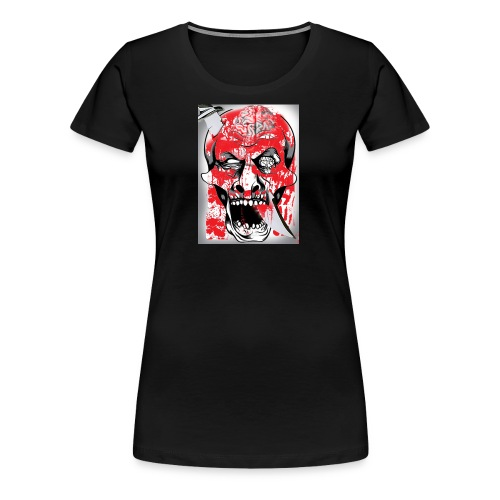 horror - Women's Premium T-Shirt