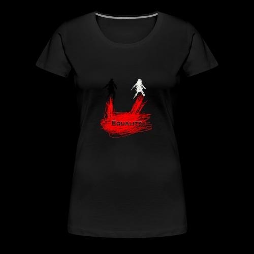 Equality - Women's Premium T-Shirt
