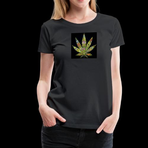 Marijuana - Women's Premium T-Shirt